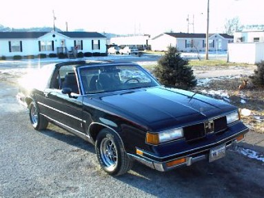 My 87 olds cutlass salon for 85 cutlass salon